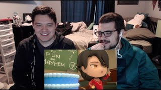 RWBY Chibi Season 2 Episode 7-9 Reaction