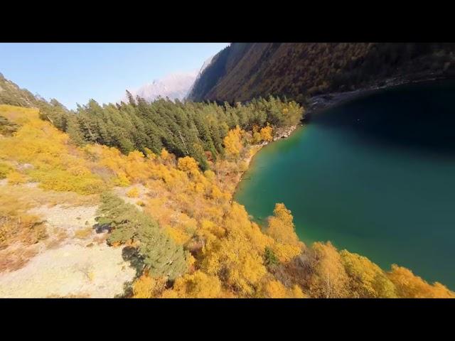 Baduk lakes // Бадукские озера, Карачаево-Черкессия, октябрь 2020 г.