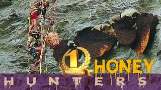 Honey Hunting in Myagdi Nepal || Most Scaring & Dare to Death Documentary