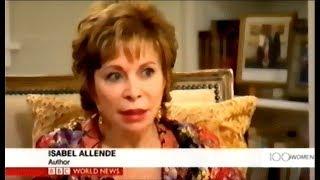 Gambar cover BBC 100 Women Isabel Allende