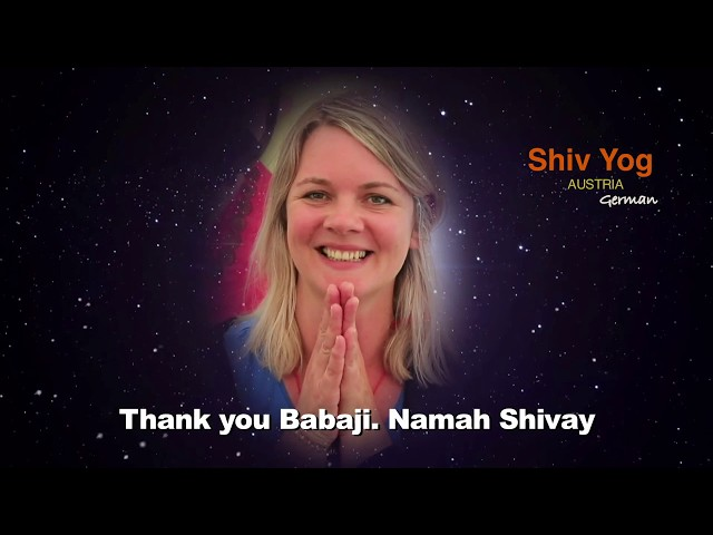 ShivYog Cosmic healing Experience (German) from Austria