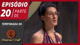 MASTERCHEF BRASIL (11/08/2019) | PARTE 5 | EP 20 | TEMP 06