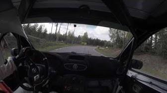 Etelän Autohuolto Rallisprint // Tomi Hallia - Kierros 2