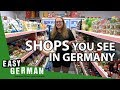 Shops You See In Germany | Super Easy German (42)