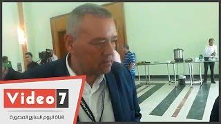 بالفيديو.. رئيس نادى دمياط: أعضاء الجبلاية هربوا من مواجهة العمومية الطارئة