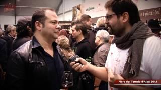 Alba Truffle Fair 2013 - Flash Interview - Il Ghemme è mordibo
