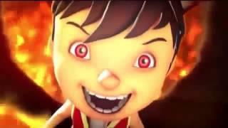 Boboiboy musim 3 , BoBoBoy Bola Api HD