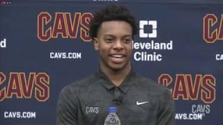 Meet the newest Cavs at the NBA Draft presser - MS&LL 6/21/19