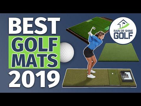 Best Golf Mats 2019