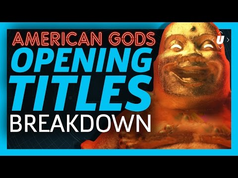 American Gods: Opening Titles Theories and Breakdown!