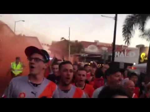 Brisbane Roar March
