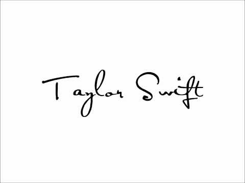 Tennessee by Taylor Swift