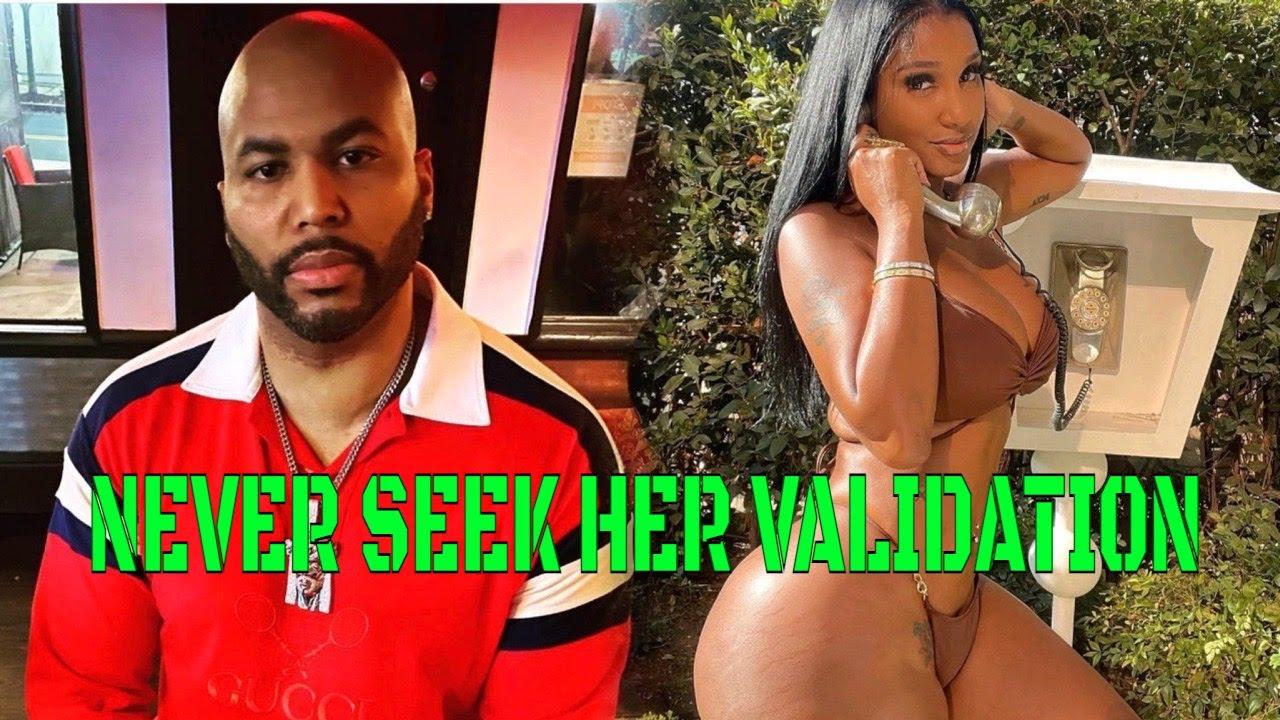 "How Men ""SUBCONSCIOUSLY"" Seek Female Validation & Reassurance"