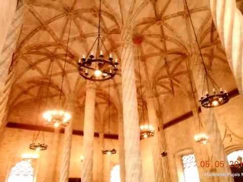 Valencia City and Famous Mercado of Colon, La Lonja, Miguelito Cathedral and Postal Office