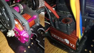 [RC DRIFT #3] : COMMENT MONTER UN MOTEUR + ESC