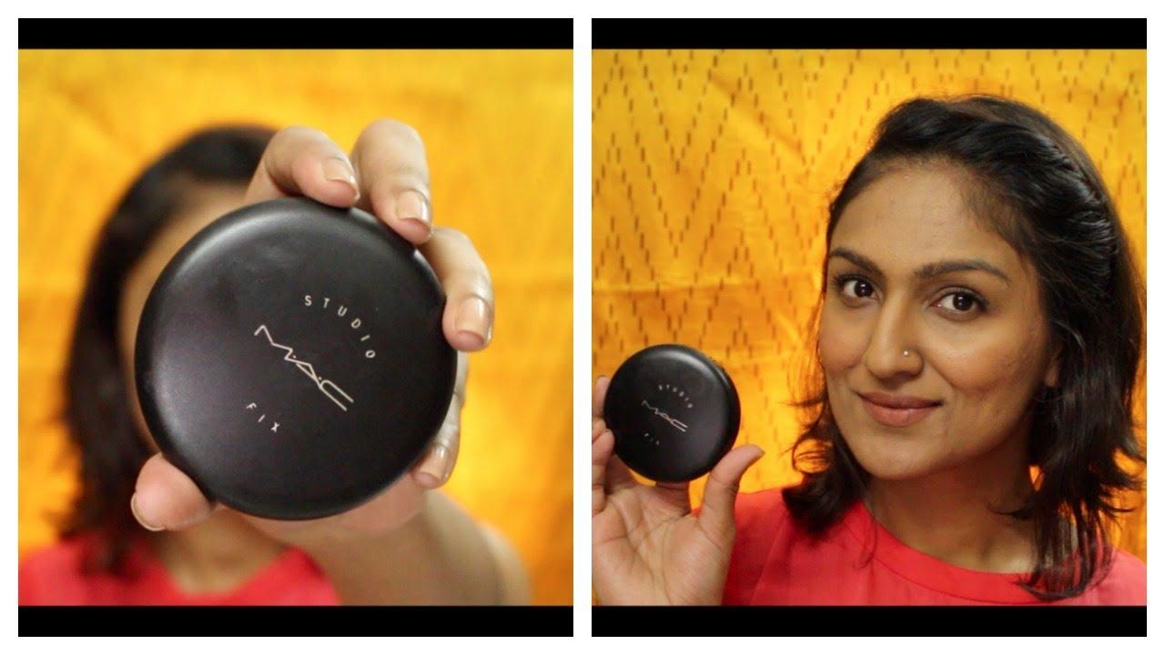 Mac Studio Fix Powder Plus Foundation Review Demo Oily Skin Acne Prone