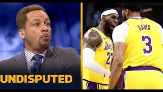 Chris Broussard Believes that LeBron & Lakers will defeat Kawhi & Clippers in season opener tonight