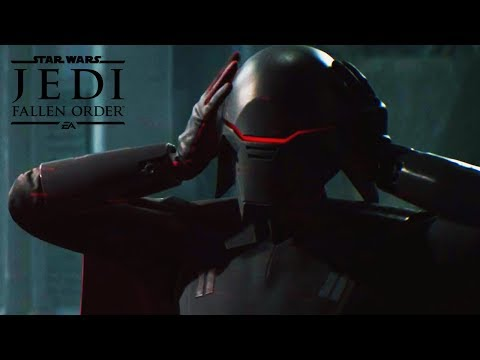 Star Wars: Jedi Fallen Order Second Sister Identity Reveal + Why She Became An Inquisitor from YouTube · Duration:  11 minutes 13 seconds