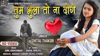 Shital Thakor - Mere Pyaar Ko Tum Bhula To Na Donge | Love Song | Hd Video |  New Status .