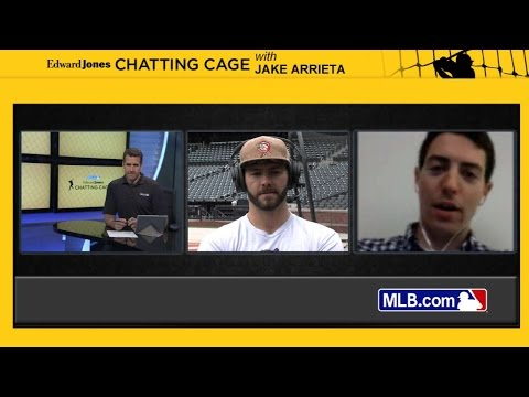 Chatting Cage: Jake Arrieta answers fans' questions