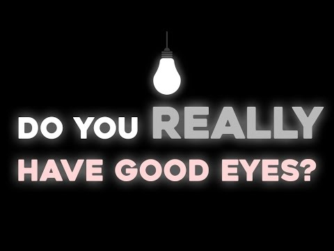 Do you really have good eyes? - Find the hidden objects!