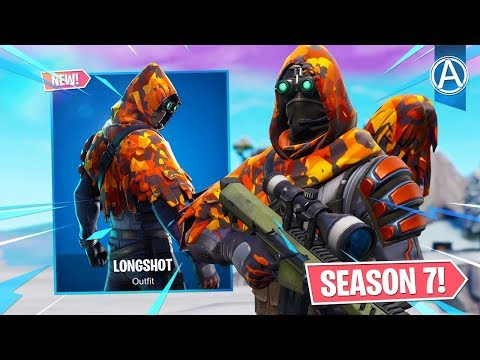 "Pro Console Player // NEW ""LONGSHOT"" SKIN Gameplay // 1500+ Wins (Fortnite Battle Royale LIVE)"