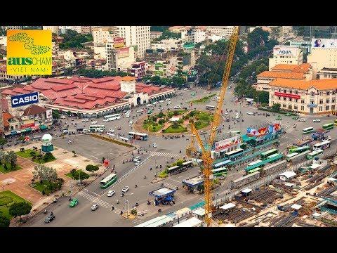 HCMC's Metro Line 1 - Transforming District 1