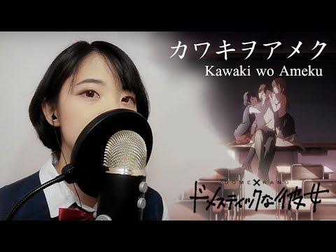 [❀Shoko] カワキヲアメク / Kawaki wo Ameku - ドメスティックな彼女 / Domestic na Kanojo OP