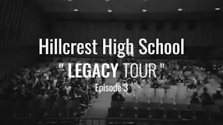 LEGACY High School Tour - EPISODE 3 - HILLCREST HIGH SCHOOL