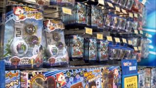 [Toy Hunting Review]  Youkai Watch released in Hong Kong 妖怪ウォッチ香港販売記念 thumbnail