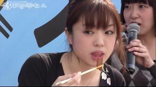 大つけ麺博presents 最強ラーメンFes.第5陣!らぁドルの齊藤夢愛ちゃん...