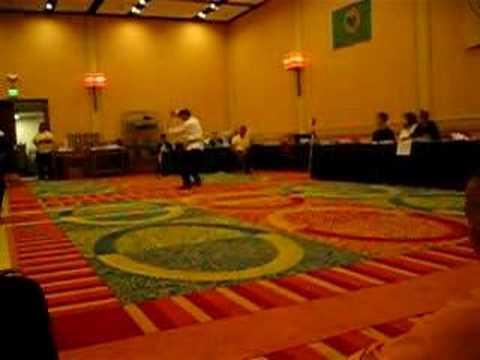 Wu Tang Kung Fu Sword Form At Baltimore Tournament
