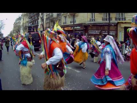 Le hoi carnaval de paris 2017 youtube - Carnaval de paris 2017 ...