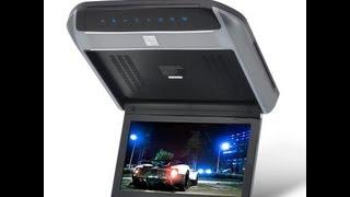 Потолочный монитор 10' с DVD 1024x600, подсветка(10-дюймовый монитор в потолок автомобиля со встроенным DVD плеером разрешением 1024x600 и встроенной подсветкой...., 2013-09-08T08:49:25.000Z)