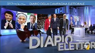 Diario della campagna elettorale con Enrico Mentana: 'Chi ha governato è sempre stato punito'