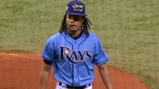Chris Archer a steady source of strikeouts for Rays