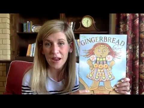 The Gingerbread Girl by Lisa Campbell