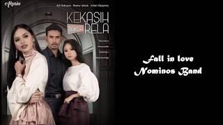 Video Ost drama Kekasih Paksa Rela | Lagu Fall in love - Nominos band (lirik) download MP3, 3GP, MP4, WEBM, AVI, FLV Juli 2018