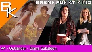 Brennpunkt Kino TV #4: Outlander - Diana Gabaldon