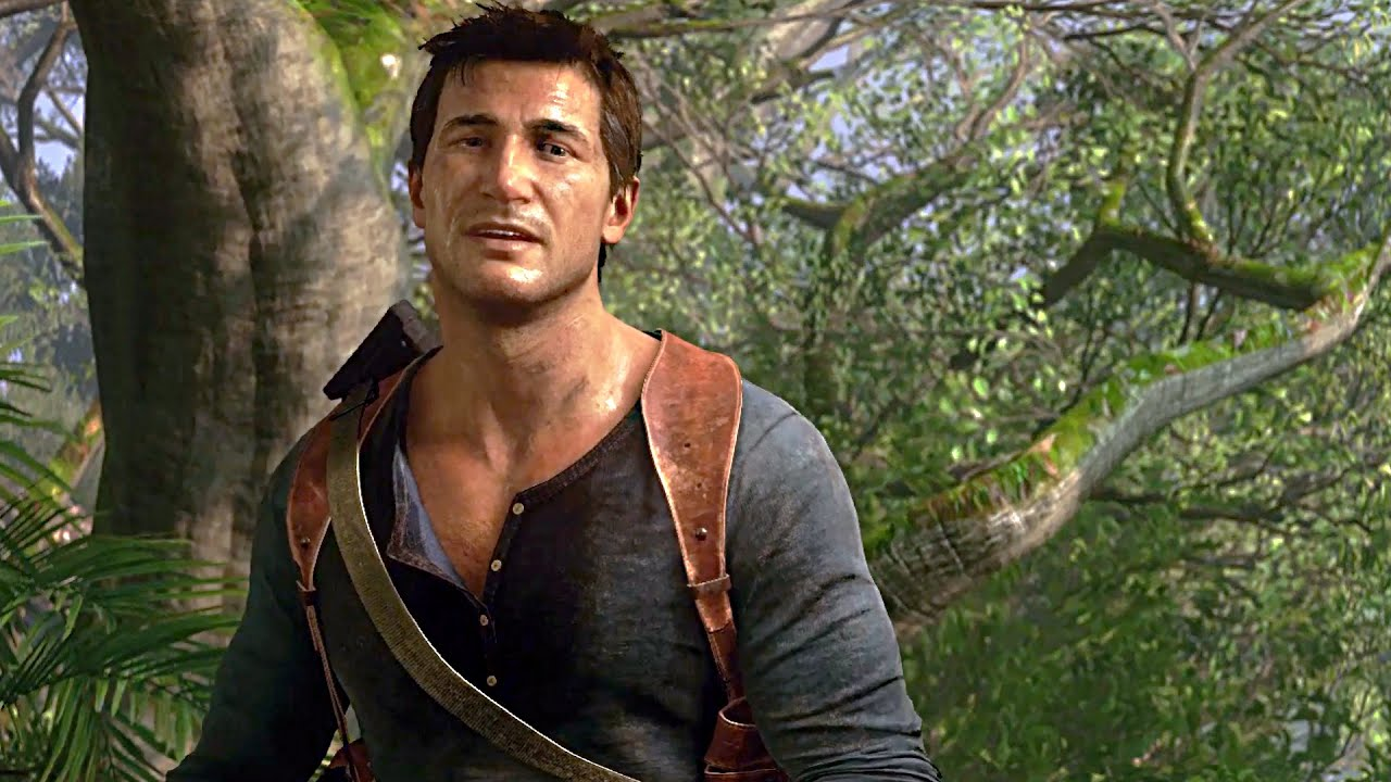 Uncharted 4 Gameplay 15 Minutes Hd 1080p Ps4 Youtube