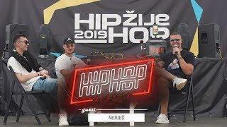 Hip Hop Reality #76 - Nerieš |HIP HOP Žije špeciál|
