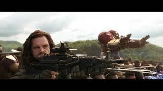 Infinity War  EXCLUSIVE CLIP - Creating the Battle of Wakanda