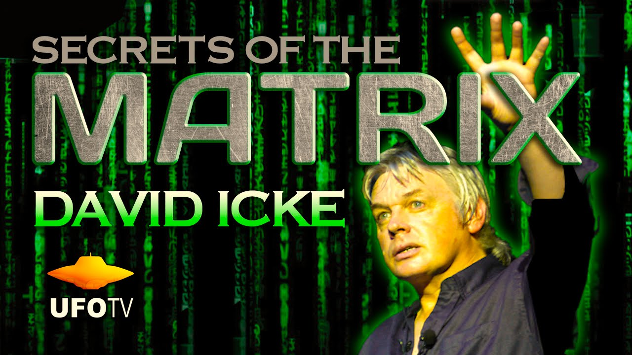SECRETS OF THE MATRIX HD David Icke LIVE - 6–HOUR Feature (Digitally Remastered)