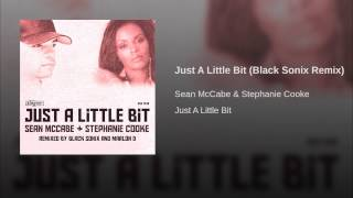 Just A Little Bit (Black Sonix Remix)
