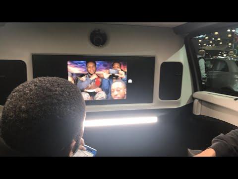 2018 car show (Jacob Javits center)