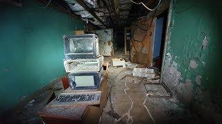 ЭТО СКРЫВАЛИ ОТ НАС 33 ГОДА. Заброшенная секретная лаборатория в Припяти