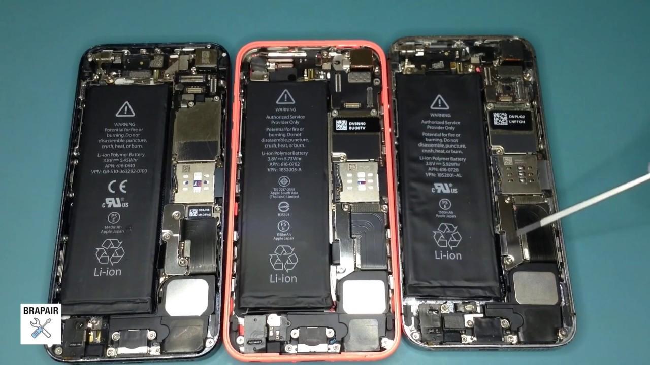 Bateria Iphone  S