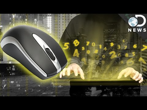 How Hackers Are Using Wireless Mice To Steal Your Information