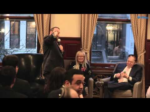Conversation with Dr. Miriam & Sheldon Adelson