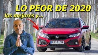 LOS PEORES y  MEJORES COCHES y MARCAS DE 2020 (el año IMPOSIBLE)